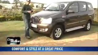 NTDV brings you the first look of Mahindra Xylo