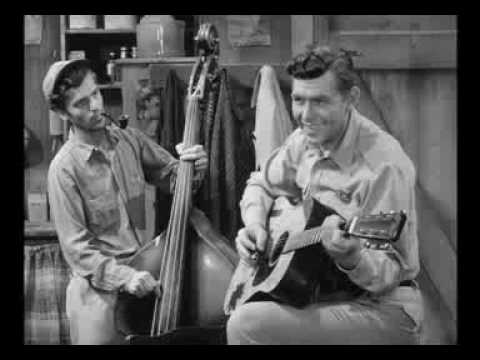 Andy and the Darling Boys  (Dillards) singing Dooley The Andy Griffith Show