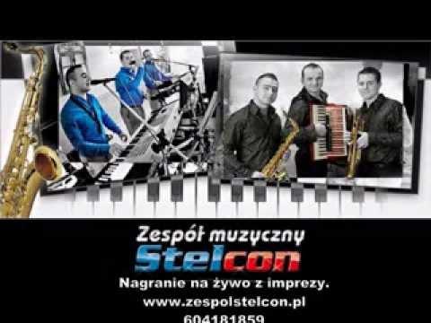 Zespół Muzyczny Stelcon - Zespół Na Wesele Opolskie - Kaj Jo Je (ze Mną Bądź) Live