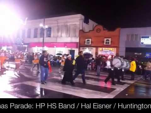 Huntington Park Christmas Parade 2020 Huntington Park Christmas Parade: HP HS Band   YouTube