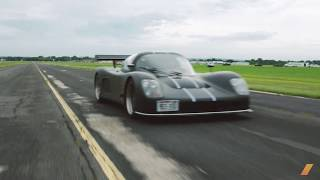 Testing the 750-HP Mercury Racing SB4 7.0 Small Block