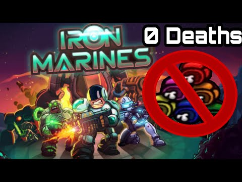 Can you beat Iron marines with no casualties?