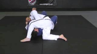 Modified Scarf Hold (Barka Lounger) to Straight Arm Lock