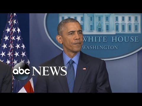 Charleston Church Shooting Is 'Heartbreaking,' President Obama Says