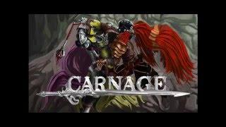 Обзор браузерной онлайн игры Carnage
