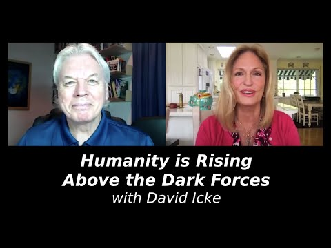 Humanity is Rising Above the Dark Forces, with David Icke, Author & Speaker