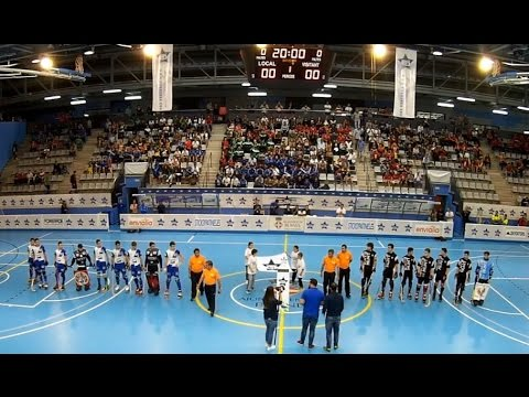 Eurockey U17 2016 | Highlights | ICG Software Lleida - CE Arenys de Munt | Final
