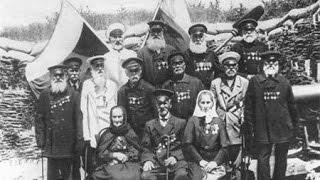 Ветераны Крымской войны (1853 - 1856) в Севастополе 1911 / Veterans of the Crimean War (1853 - 1856)