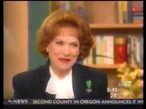 Maureen O'Hara  2004