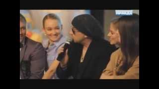 Интервью с Дмитрием Нагиевым - Физрук