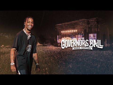 Travis Scott - Live at GOV BALL 2018 (Full Set)