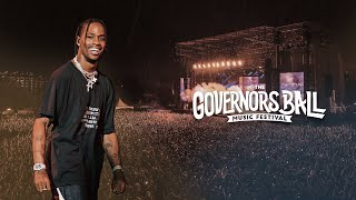 Travis Scott - Live at GOV BALL 2018 (Full Set)
