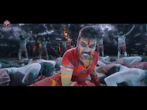 Ganga ( Muni 3 ) - Agnimuni Bhagnamuni Song Trailer - Raghava Lawrence, Tapsee