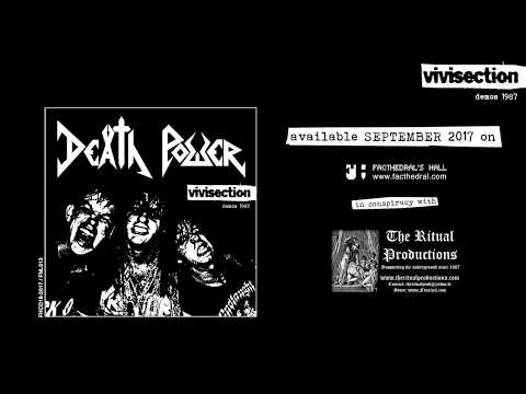 "DEATH POWER ""Purgatory"" (remastered)"