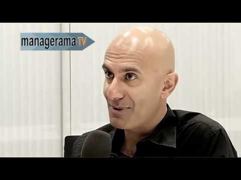 Interview Robin Sharma