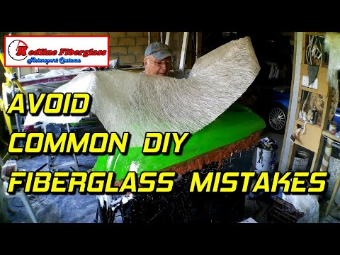 Avoid Common Fiberglassing Mistakes