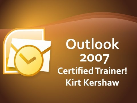Outlook 2007 Emails: Forward Message Rule