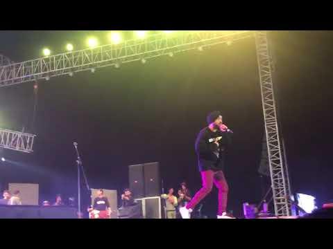 Diljit Dosanjh Live in Raipur 2018