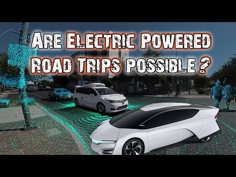 Around The World in a Solar Powered or Self-Driving Car?