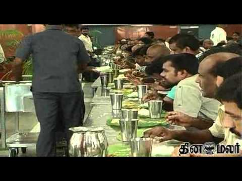 Tirumala Tirupati Devasthanams annadanam scheme continued - DINAMALAR