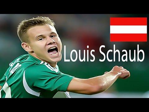 Louis Schaub - Goals And Skills - Rapid Vienna 2014 2015