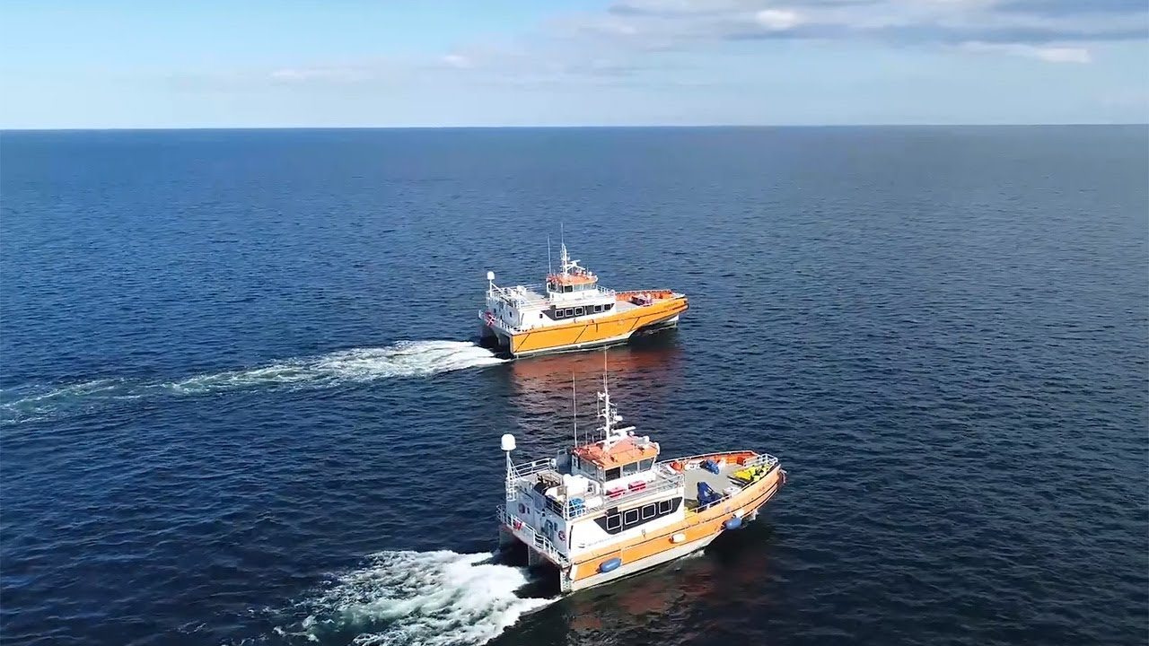 Crew Transfer Vessels (CTV) | Offshore Services | World