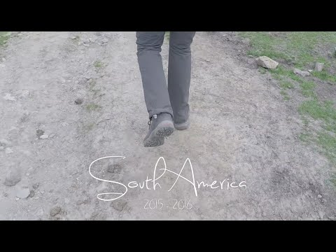 South American Trip (2015 - 2016)
