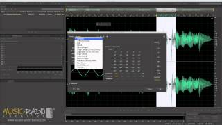 How to Censor a Swear Word in Adobe Audition (Using Tones)