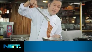Ryan Delon & Sharena - Seafood Tomato Soup | Chefs Table | Chef Chandra | Netmediatama