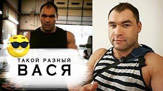 Василий Половников. Самый позитивный штангист.