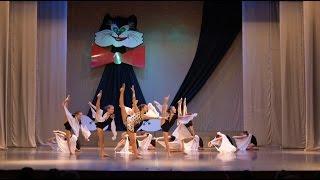 """Шоу-балет """"Культурная революция"""" Ласточка, лети. Черный котёнок 2017."""