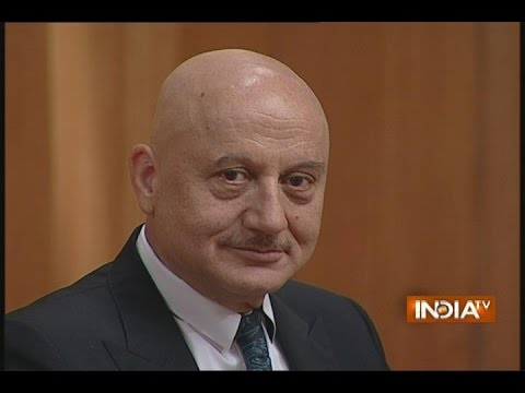Anupam Kher in Aap Ki Adalat 2016 (Full Episode)