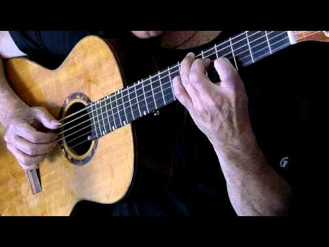 Wonderful Tonight  - Eric Clapton - Fingerstyle Guitar Cover - Michael Chapdelaine