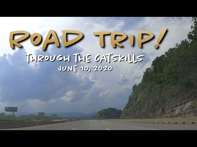 Timelapse trip to beautiful Upstate New York