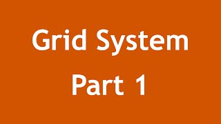[ Twitter Bootstrap 3 In Arabic ] #04 - Grid System Intro Part 1