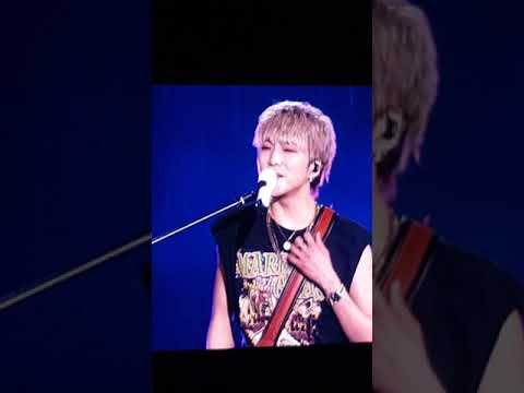 20180923 WINNER EVERYWHERE TOUR IN TAIPEI-Seungyoon~solo(2)