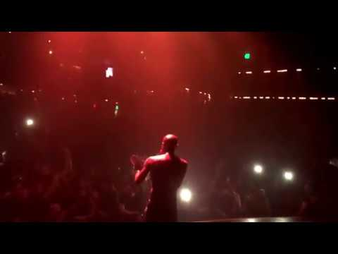 """Freddie Gibbs """"Crushed Glass"""" Live At The Observatory 5/16/2017"""