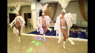 Свадьба 8-901-571-83-33 ромашковая в ресторане Олимп г. Коломна
