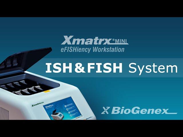 Fluorescence In Situ Hybridization (FISH), In Situ Hybridization (ISH) Procedure by Xmatrx MINI