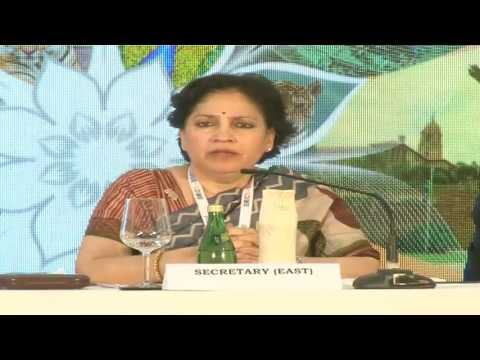 Media Briefing on BRICS-BIMSTEC Outreach Summit and India-Brazil Bilateral Summit(October 17,2016)