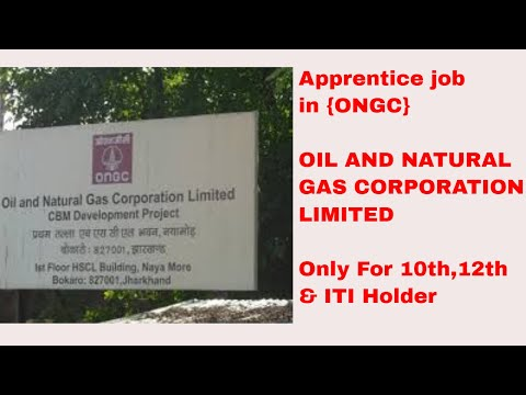 Jobs In ONGC {OIL AND NATURAL GAS CORPORATION LIMITED}