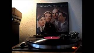 KRAFTWERK - THE HALL OF MIRRORS 1977 (VINYL)