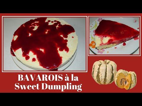 #bavarois#courge-bavarois-à-la-courge-dumpling-71-🎃🎂/