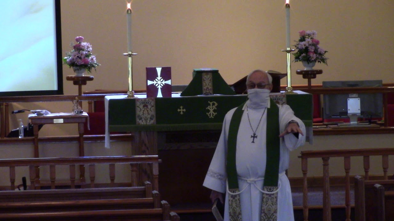 Second Sunday after the Epiphany with Fr Norm