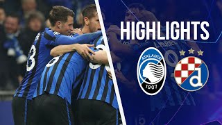 UCL 5 Atalanta-Dinamo 2-0 | Highlights