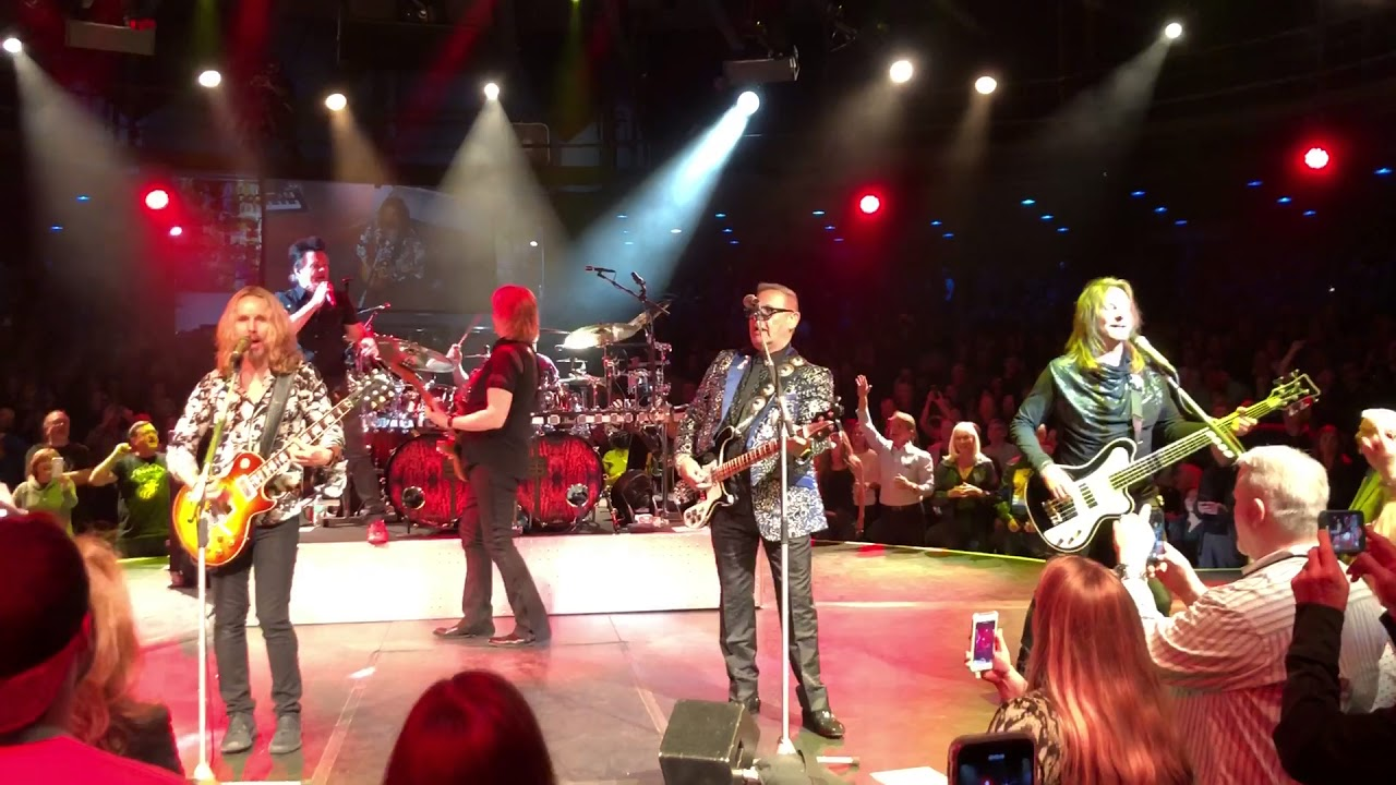 Styx Come Sail Away Live 2018 Concert In Phoenix Youtube
