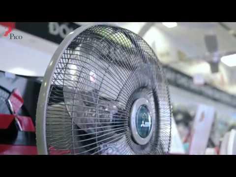 Quạt Cây Mitsubishi LV16RVCYGY – Đánh giá nhanh