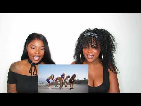 Stefflon Don, French Montana - Hurtin' Me (Official Video) REACTION