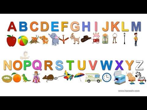 ABCD Alphabet Songs Haneetv | #kidssongs | Nursery Rhymes and Kids' Songs