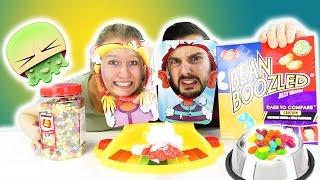EKLIGER BOHNEN SHOWDOWN! Kaan liebt Hundefutter!Jelly Beans Boozled Challenge | Spiel mit mir
